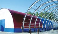 Быстровозводимые металлоконструкции в Нижнем Новгороде