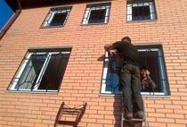 Монтаж решеток в Нижнем Новгороде