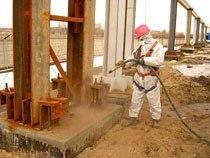 покраска металлоконструкций в Нижнем Новгороде